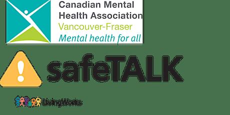 SafeTALK (Vancouver) tickets