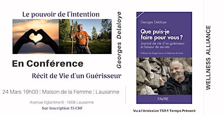 Rencontre avec Georges Delaloye tickets