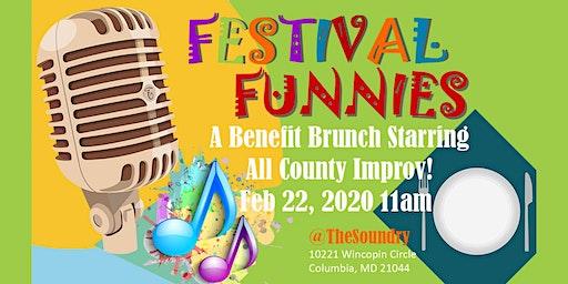 Festival Funnies: Improv AllStars