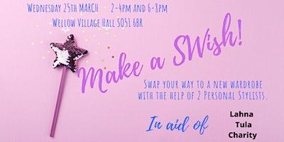 Make A SWish! AFTERNOON 2-4PM