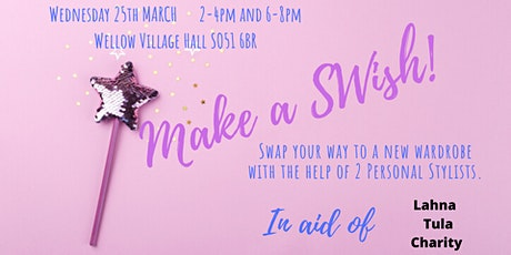 Make A SWish! AFTERNOON 2-4PM tickets