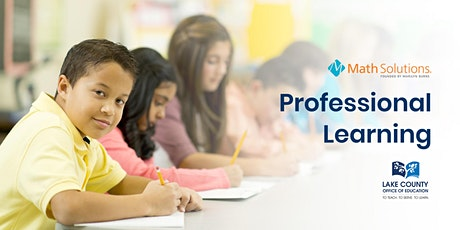 Math Solutions: Professional Learning tickets