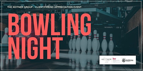 The Keitner Group - Bowling Night tickets