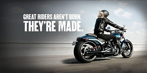 Rocky's H-D Free Workshop - Learn to Ride [April]
