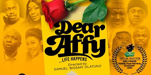 Dear Affy Red Carpet Film Premiere