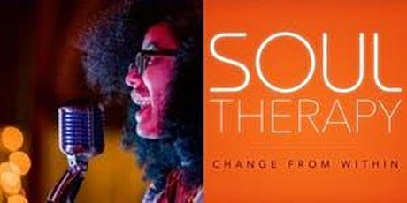 """Soul Therapy """"Soulful Music with Word Therapy """"Afrocentric Celebration"""" tickets"""