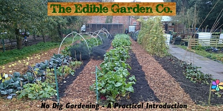 No Dig Gardening - A Practical Introduction tickets