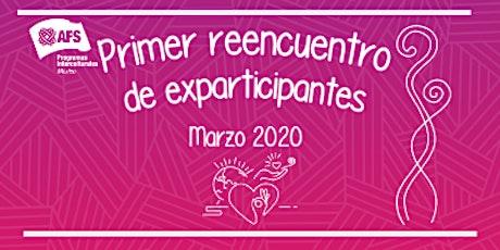 Reencuentro de ex-participantes AFS México boletos