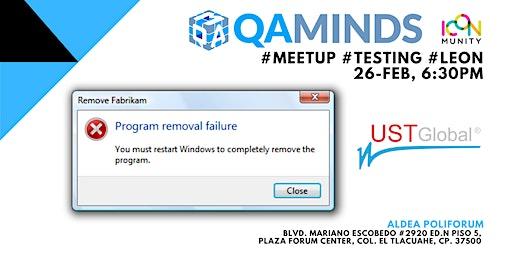 QA Minds Meetup - Testing León