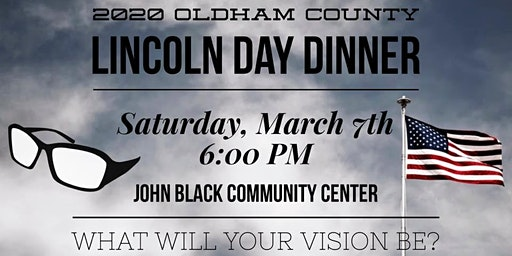 2020 Oldham County Republican Party Lincoln Day Dinner
