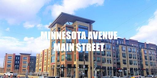 Minnesota Avenue Main Street 2020 Kick-off and Volunteer Drive