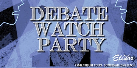 Democratic Debate Watch Parties tickets