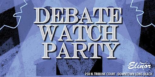 Democratic Debate Watch Parties