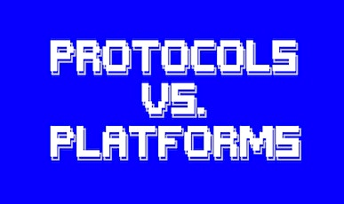 The Future of the Internet: Protocols vs. Platforms tickets