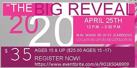 """""""THE BIG REVEAL"""" Women's Conference 2020 tickets"""