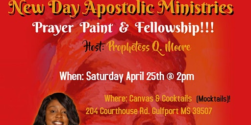 NDAMinistries Prayer Paint & Fellowship