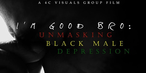 Silver Spring (MD) Links Film Showing on Black Male Depression