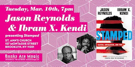 Jason Reynolds & Ibram X. Kendi: Stamped: Racism, Antiracism, and You
