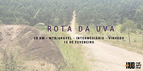 Rota da Uva - 28km - Mtb/Gravel - Intermediário ingressos