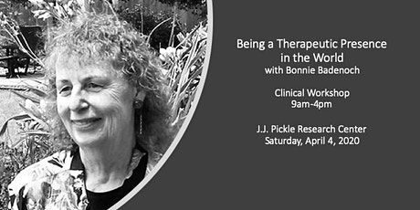 Being a Therapeutic Presence in the World tickets