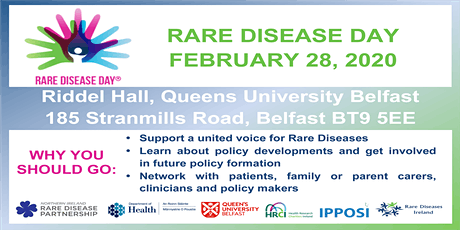 JOINT NORTH SOUTH RARE DISEASE DAY CONFERENCE tickets