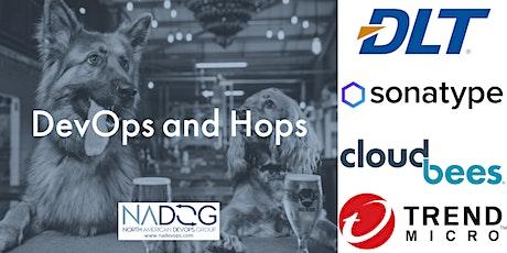 DC AREA - DevOps & Hops tickets