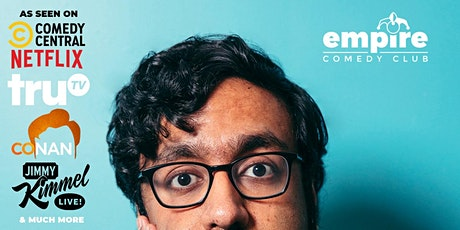 Hari Kondabolu @ Empire Comedy Club tickets