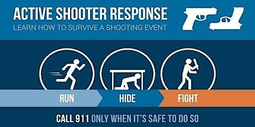Response To An Active Shooter