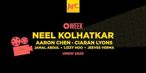 O-Week Comedy Night