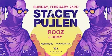 Stacey Pullen @ Hotel Via Rooftop tickets