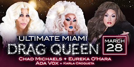Ultimate Miami Drag Queen tickets