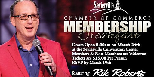 Membership Breakfast - Sevierville Chamber of Commerce