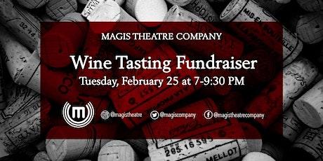 Magis Theatre Wine Tasting Evening tickets