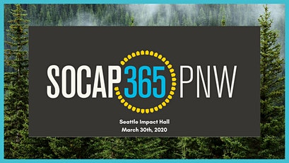 SOCAP 365 PNW tickets