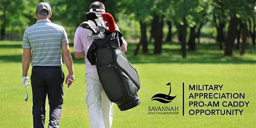 Savannah Golf Championship Pro-Am Caddy Opportunity