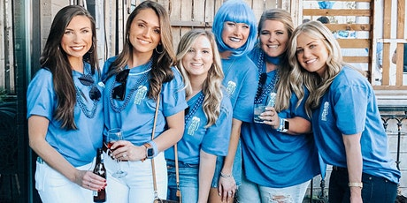 Brews & Blue - Bar Crawl for Colon Cancer Awareness tickets