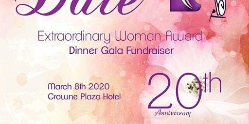 20th Extraordinary Woman Award Anniversary