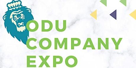 ODU Company Expo tickets