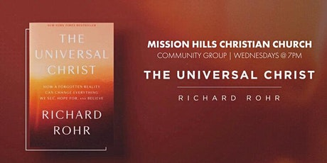 The Universal Christ - Richard Rohr tickets
