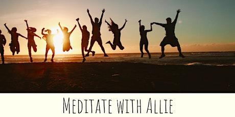Group meditation (Free)  tickets