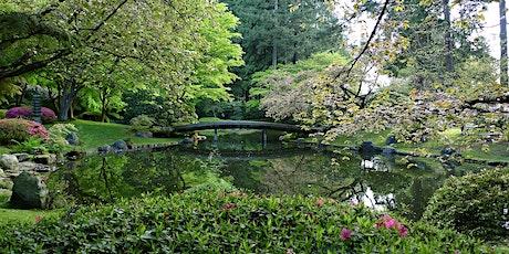 March Break Nitobe Garden Tour: Family friendly tickets