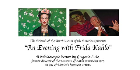 An Evening with Frida Kahlo tickets