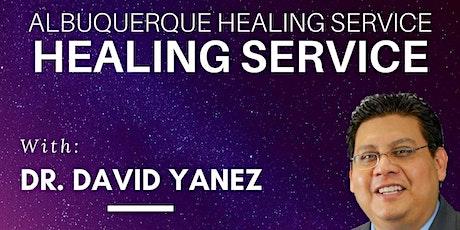 DYM Albuquerque New Mexico Healing Service tickets