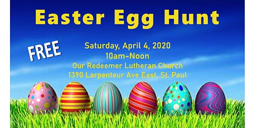Easter Egg Hunt & Petting Zoo