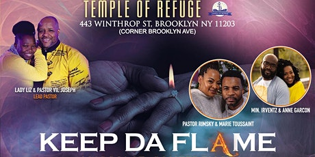 Keep Da Flame Marriage Conference tickets