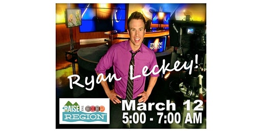 Raise the Region 2020 Live with WNEP's Ryan Leckey!