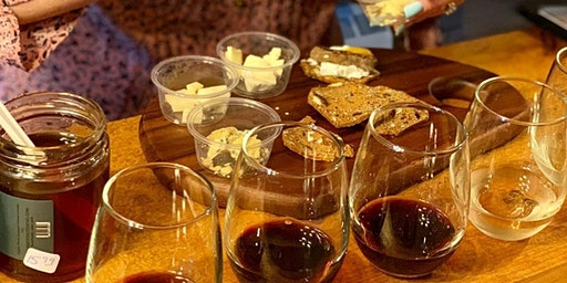Cheese and Wine Pairing with Kate's Cheese Co.