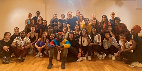 Afro Dance Workshop With Ivan (Black History Month Special) tickets