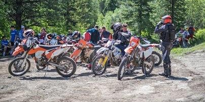 2020 Annual River-to-Ridge Dual Sport Event