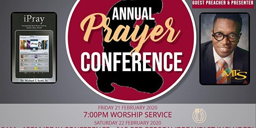 Prayer Conference 2020 - iPRAY
